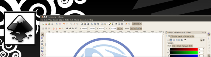 Inkscape Tool Image