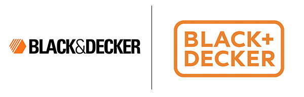 Black and Decker worst logo redesigns