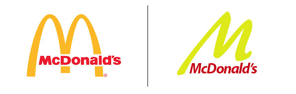 McDonald's Hypothetic Logo Redesign