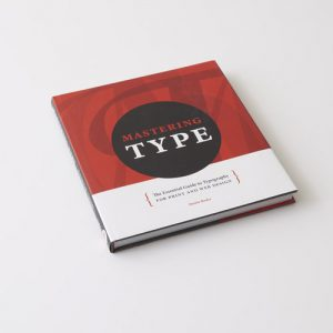 Mastering Type Book Cover