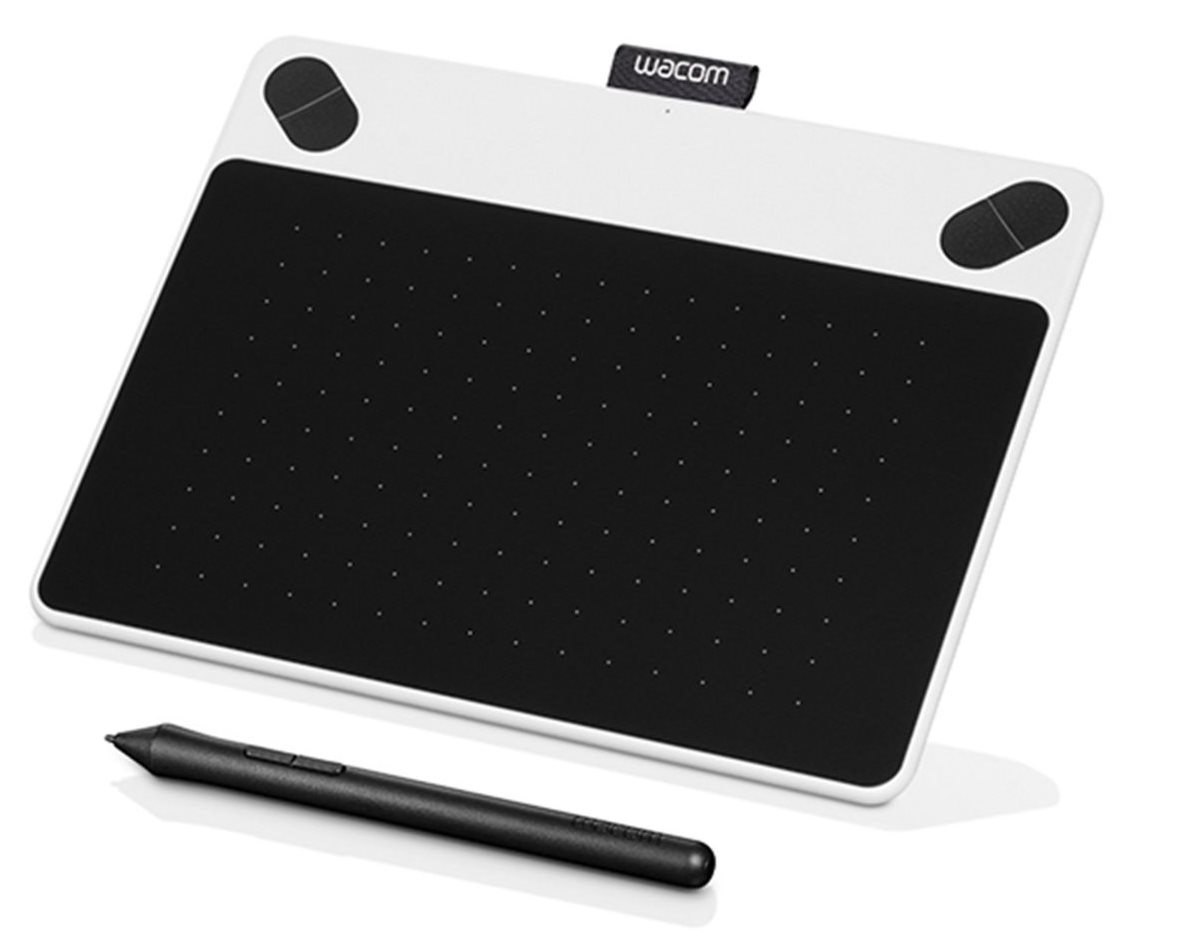 Wacom Intuos Draw Graphic Drawing Tablet