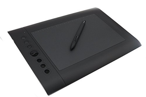 Turcom TS-6610 Graphic Drawing Tablet Surface